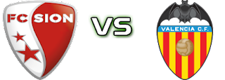 Sion - Valencia maçını seyret