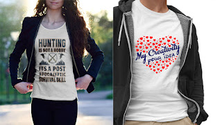 Male Female Latest T-Shirt Design