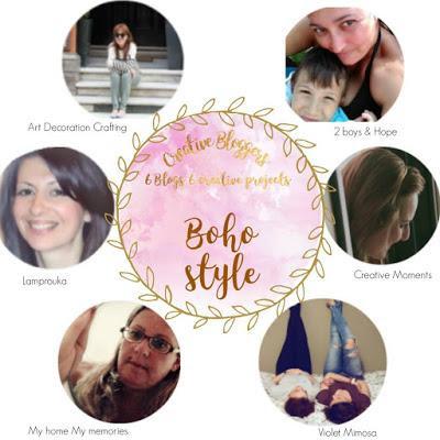 creative bloggers boho style