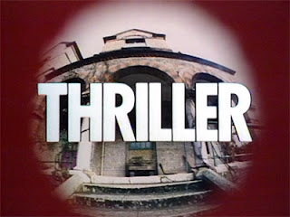 Title screen - Brian Clemens' Thriller TV series, 1973-1976