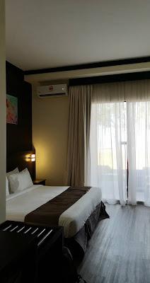 accomodation at Lanjut Beach & Resort, Kuala Rompin