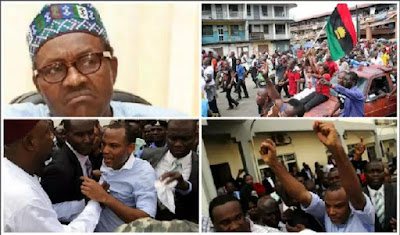 BREAKING: Southern Cameroon joins Biafra, pledges support for IPOB