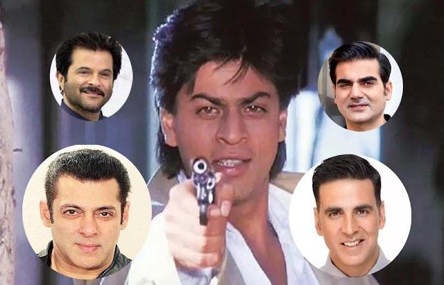 जिस फिल्म को Akshay और Salman कर चुके थे रिजेक्ट, उसी ने बना दिया Shahrukh का करियर