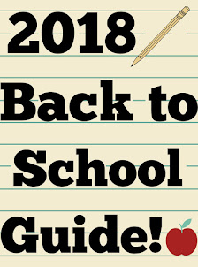Living a Fit and Full Life's 2018 Back to School Guide! #BACKTOSCHOOL2018