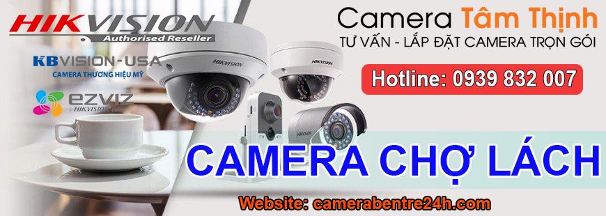 dịch vụ lắp camera quan sát tại chợ lách