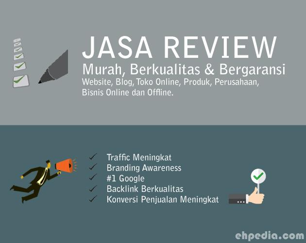 Jasa Review Murah Berkualitas Bergaransi