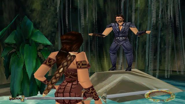 تحميل لعبة زينا Xena Warrior Princess
