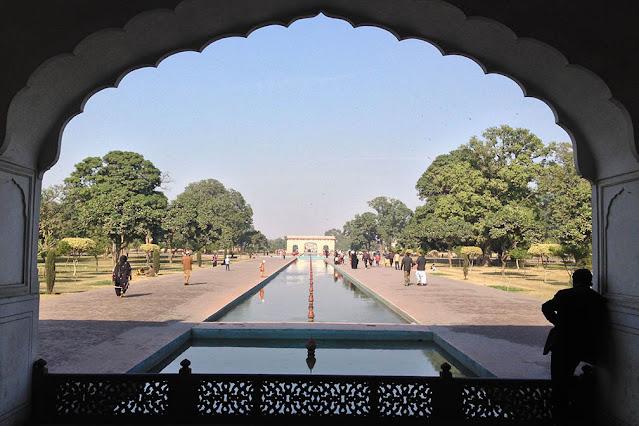 Pakistan World Heritage Site - Shalamar Gardens