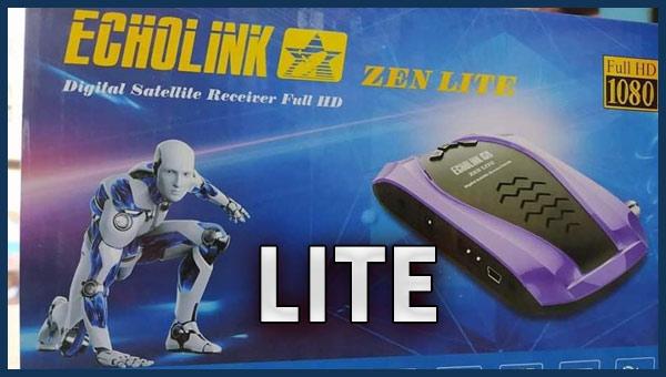 مواصفات وفلاش الجهاز الجديد Echolink Zen Lite