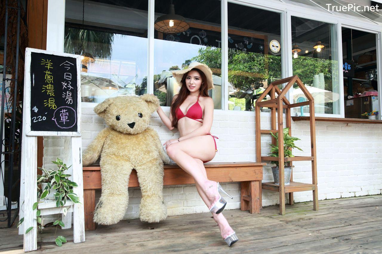 Image-Taiwanese-Model-Kiki-謝立琪-Lovely-And-Beautiful-Bikini-Girl-TruePic.net- Picture-5