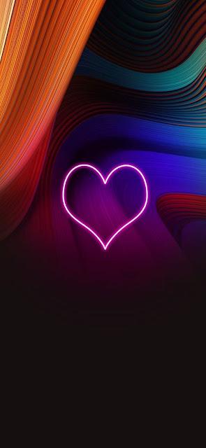 iphone wallpaper love heart iphone wallpaper