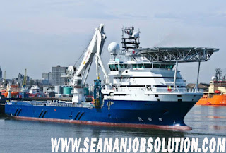 job for offshore vessel