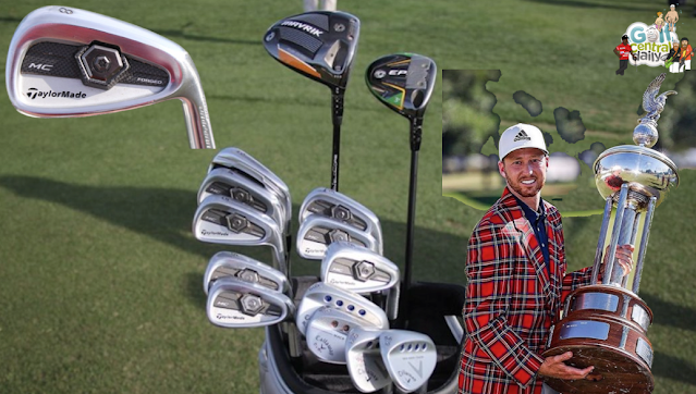 Daniel Berger What's In The Bag 2020