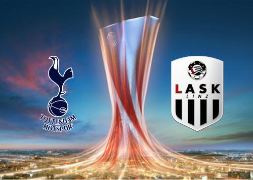 Tottenham Hotspur vs LASK -Highlights 22 October 2020