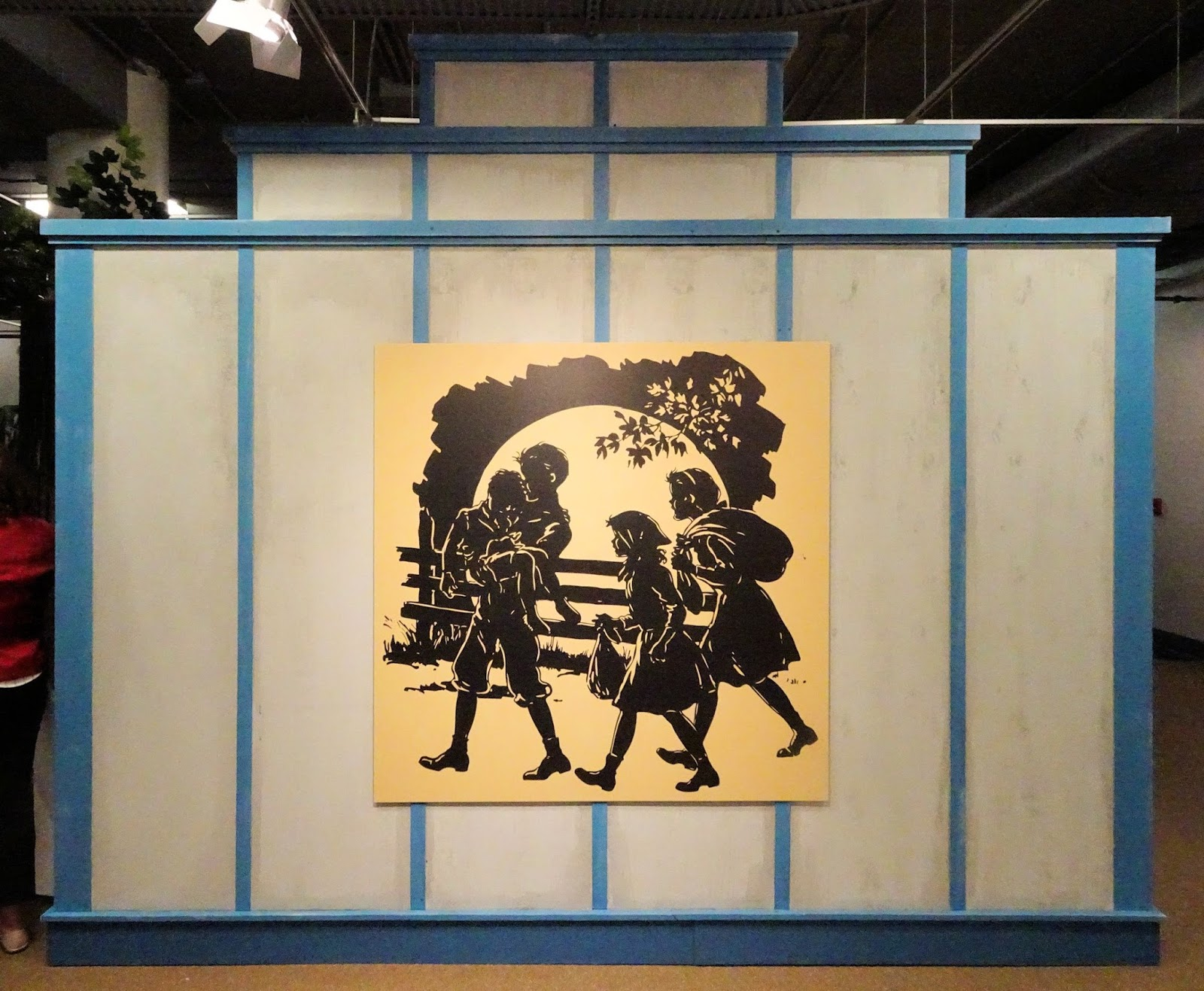 Femme au foyer: The Boxcar Children opens at TCMU!
