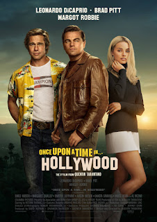 Once Upon a Time in Hollywood 2019 English 720p WEBRip