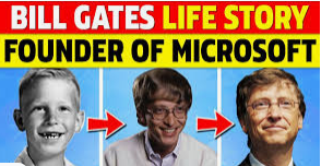 Bill Gates Biography, Facts and Family