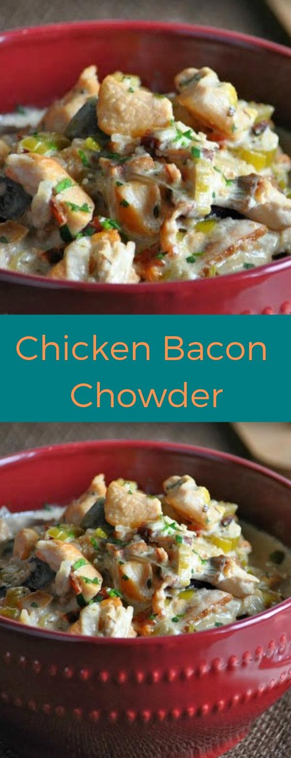 Chicken Bacon Chowder