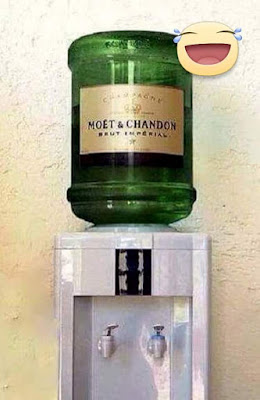 dispensador Moët Chandon Brut Imperial