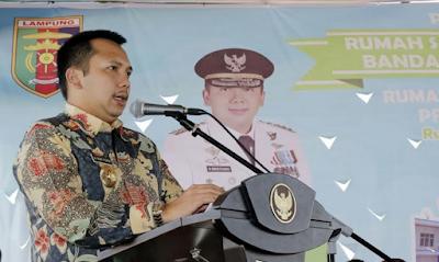 Gubernur Ridho Ficardo Pesan Untuk Jaga dan Lestarikan Hutan