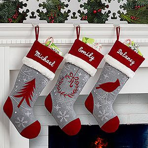 Personalized Christmas Stockings For Family
