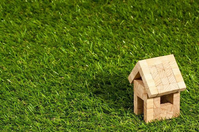 Unelma: Pieni koti ja luonto lähellä