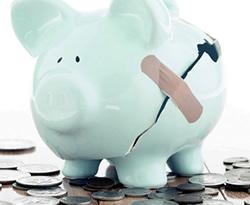 È sbagliato risparmiare?