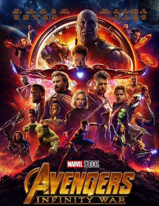 Avengers Infinity War 2018 720p Dvdscr Tamil Hq Clear Audio