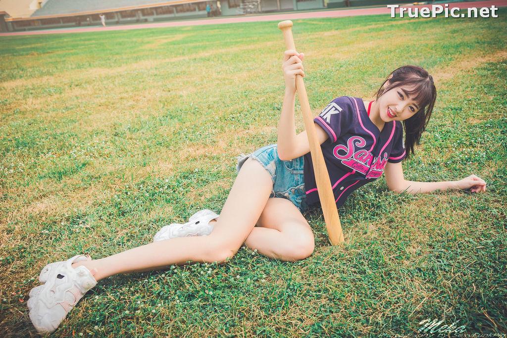 Image Taiwanese Model - 怡蒨兒Meka - Beautiful and Sexy Sport Girl - TruePic.net - Picture-2