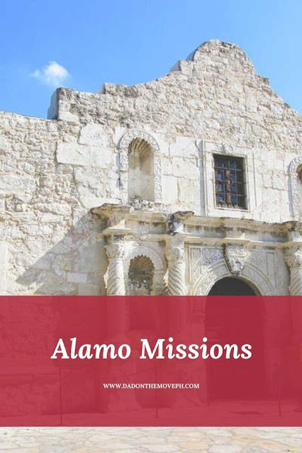 Alamo Missions travel guide