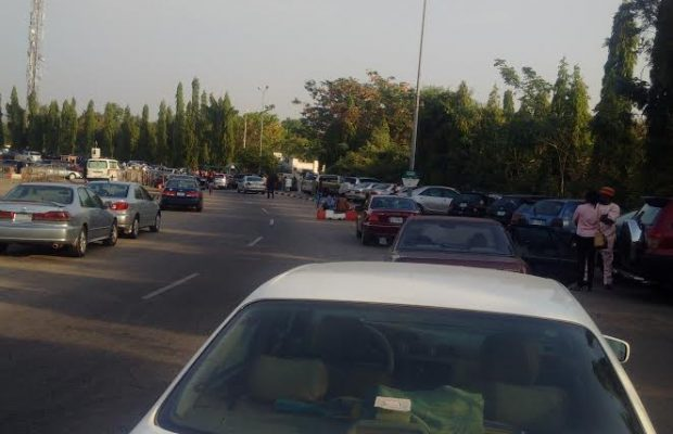 Breaking News: National Assembly Shutdown, Staff Locked Outside