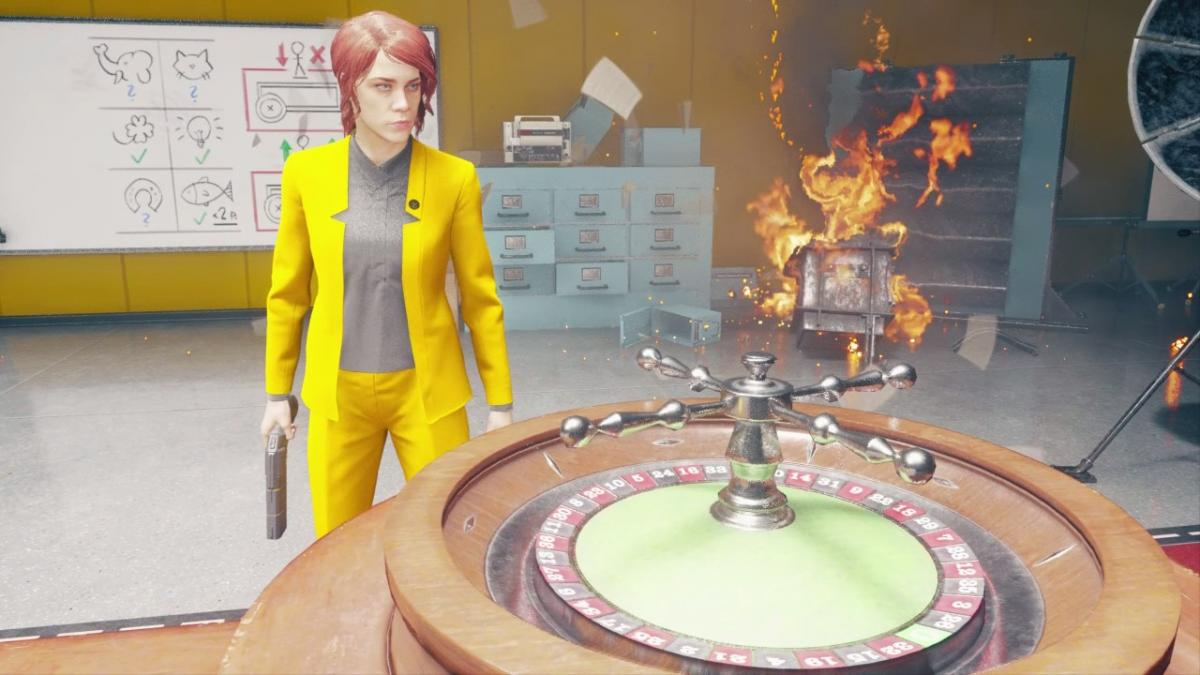 Control: how to solve Luck and Probability puzzle (golden suit)