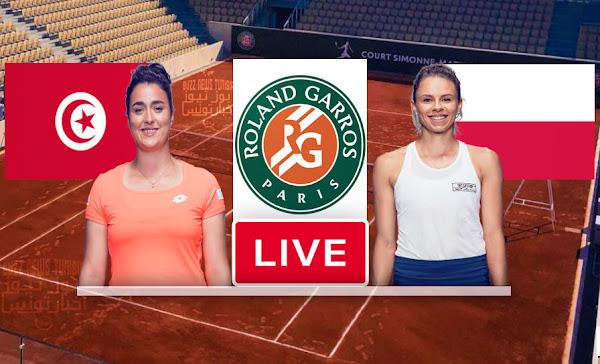 بث مباشر | مشاهدة مباراة أنس جابر ضد أسترا شارما في نهائي دورة شارلستون 2 للتنس  - match tennis ons jabeur live