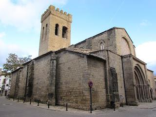 Navarra; Nafarroa; Sangüesa; Zangoza; Iglesia de Santiago el Mayor