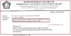 Jadwal pelaksanaan Pretes PPG Kemenag 2019 Mapel Umum