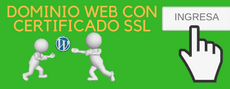 Consigue tu certificado SSL para tu dominio de web o weblog
