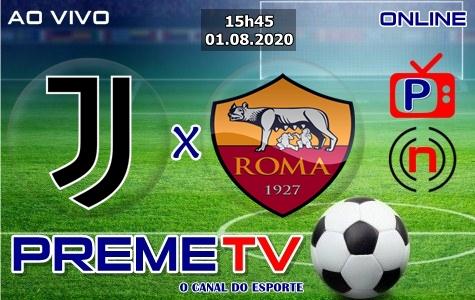 Juventus x Roma Hoje Ao Vivo