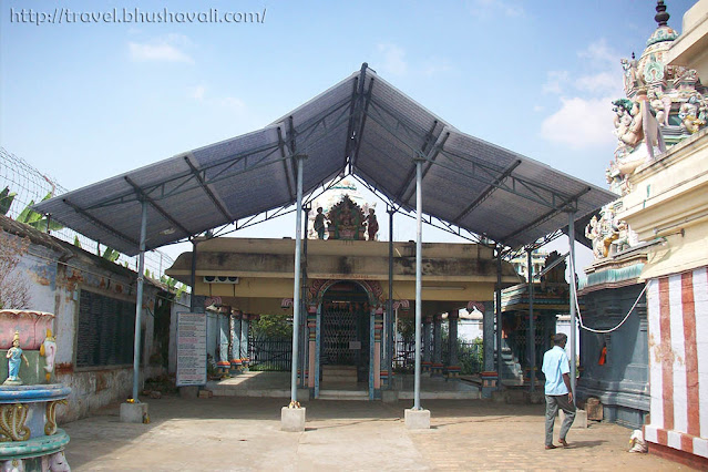 Mohanur Perumal Temple - Kalyana Prasanna Venkatramana Swamy Temple