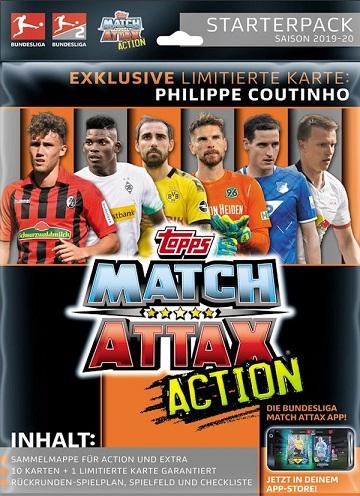 Topps match coronó 18//19-296-daniel caligiuri-Matchwinner