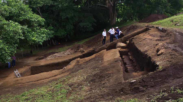 New structures found in El Salvador's San Andrés archaeological complex