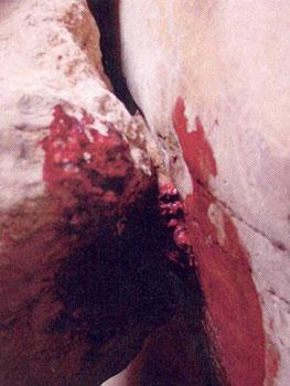 blue john canyon Utah 127 horas hours Aron Ralston filme gravação fotos reais amputação braço local