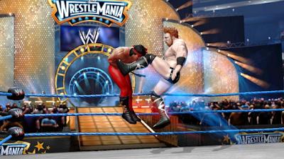 Download Game PPSSPP ISO WWE All Stars Ukuran Kecil Tebaru