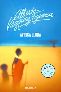 """África llora"" de Alberto Vázquez-Figueroa"