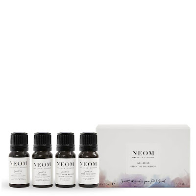 neon essential oil blends