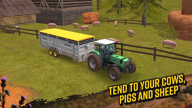 Farming Simulator 18 APK OBB V1.3.0.1  11/03/2018