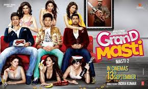 Grand Masti-Hindi Movie(HD)