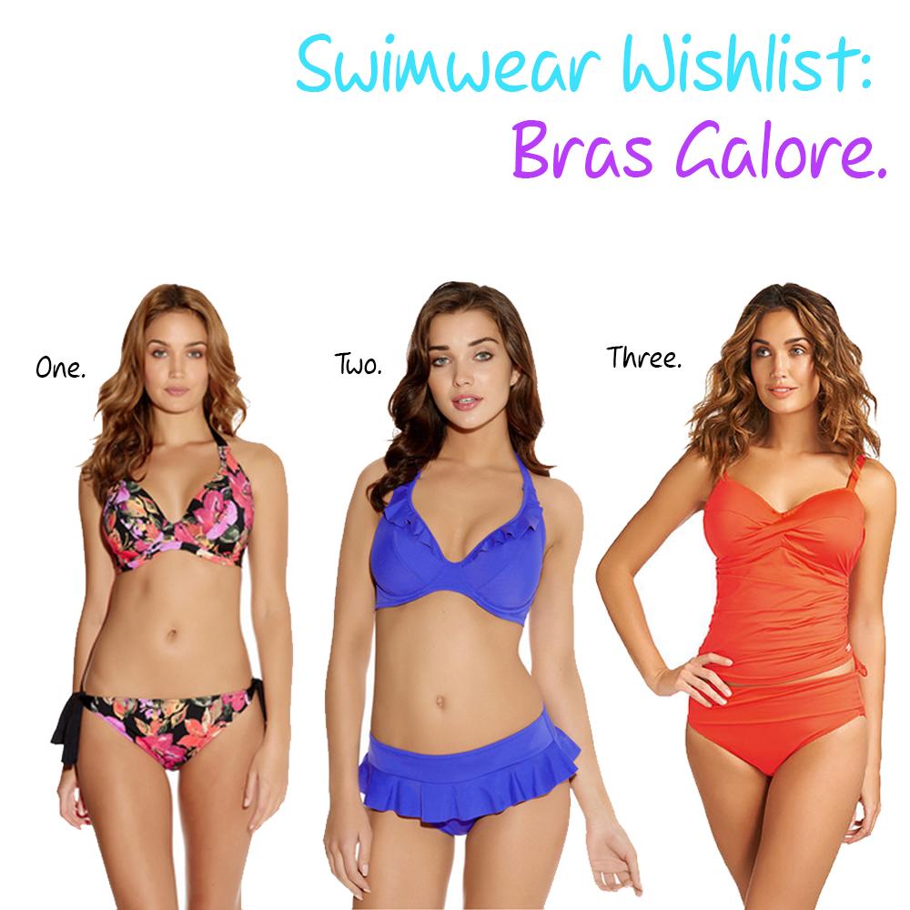 Swimwear Wishlist!