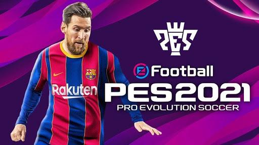 PES 2021 MOBİLE Yüksek Grafik & 60 FPS Oynama