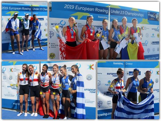 Γιάννενα: Ιδανικό φινάλε στο Ευρωπαϊκό U23, με 7 μετάλλια για την Ελλάδα