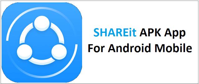SHAREit 5.5.12 Mod